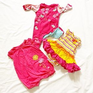 3 for $20 🔥 Three Baby Outfits in Size 0-3M
